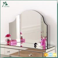 mirrored furniture dresser triple mirror bedroom furniture set