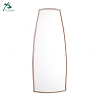 Unique fancy home decorative vanity wall mirror