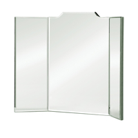 Home salon decorative square venetian wall mirror