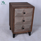 decorative living room wood drawer storage cabinet