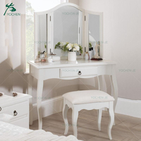 Europe style make up table dresser simple dressing table designs