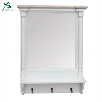 useful living room wall-mounted dressing mirror