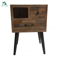 Wholesale chest of drawers living room antique wooden chest