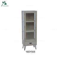 Modern wooden furniture cabinet corner cupboard of Kitchen