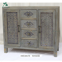 royal style furniture antique wood latest tv cabinet drawer designs 2016