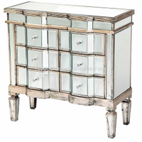 cheap wholesale mirrored furniture in vintage design
