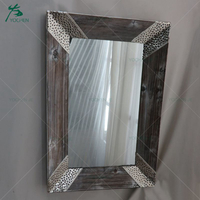Rectangle Decorative Wall Mirror For Bathroom