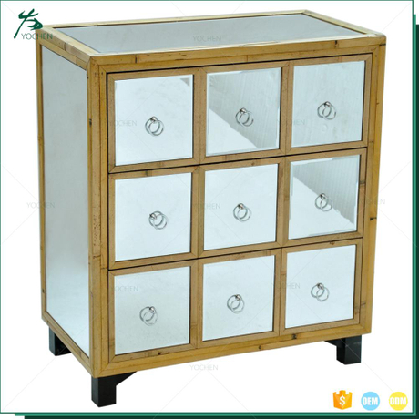 home decor vintage babies chest of drawers bamboo drawer cabinet