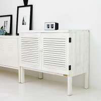 white modern furniture wooden storage cabinet