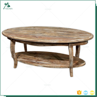 antique reclaimed solid sofa wood designs rustic european style living room table