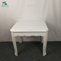 Modern make up desk for dressing room furniture