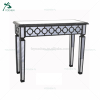 french style living room furniture fair price mirror table