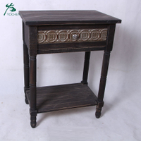 wood cabinet furniture burly wood color make corner cabinet