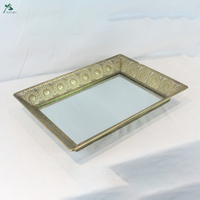 Handmade Rectangular Serving Tray On Hot-sale