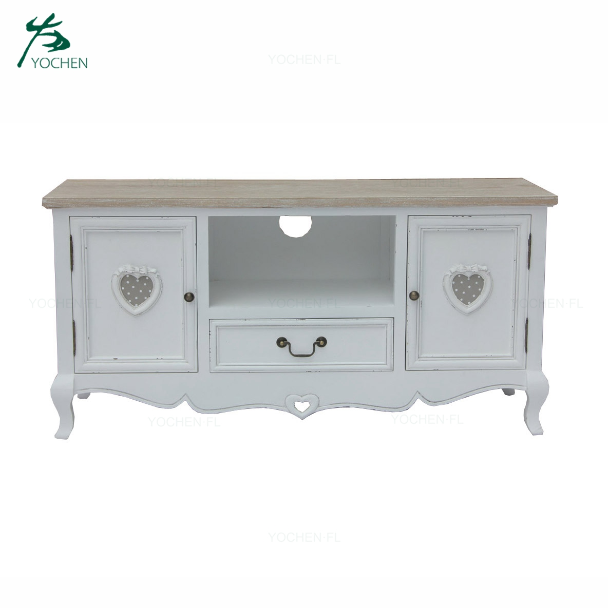 wood corner tv cabinet design in living room