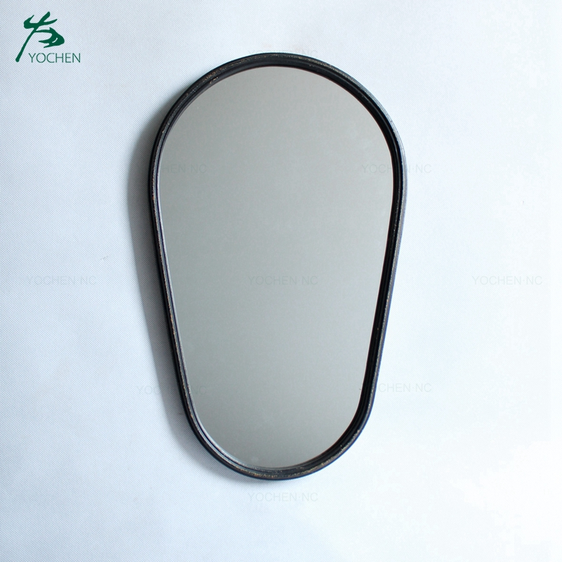 Wholesale customized metal decorative wall mirror