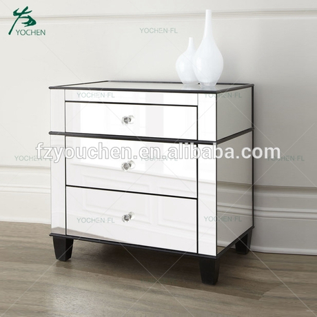 unique furniture cheap living room mirror cabinet for sale