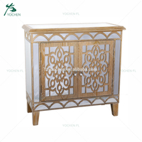 wholesale living room furniture carving wood glass center table