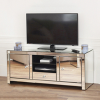 Modern TV Stand Wooden Furniture TV Cabinet Showcase