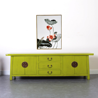 living room chinese antique furniture tv cabinet