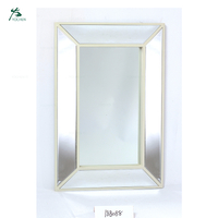 Rectangle mirror for bathroom decoration