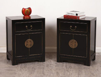 2 doors bedroom furniture chinese wood cabinet