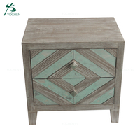 living room furniture modern design mirror cabinet wood carve mirror cabinet