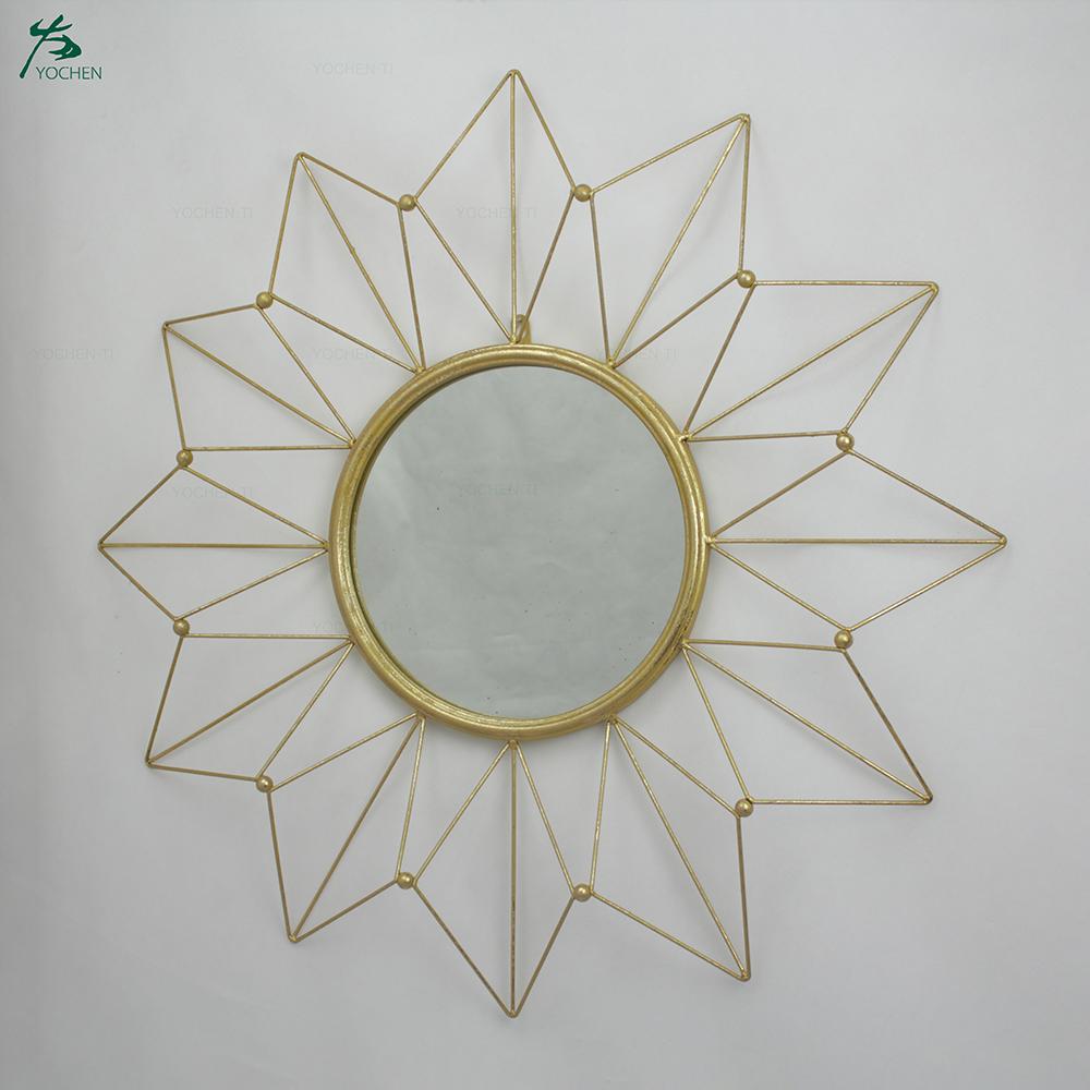 Sun Burst Mirror Silver Sunburst Mirror Wall Decor